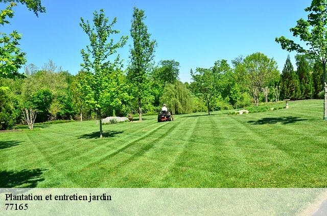 Plantation et entretien jardin saint soupplets t l 01 for Emploi entretien jardin